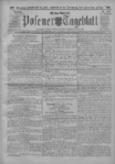 Posener Tageblatt 1912.05.21 Jg.51 Nr235