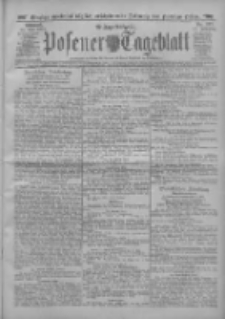 Posener Tageblatt 1912.05.22 Jg.51 Nr237