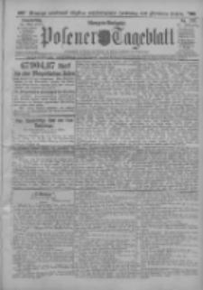 Posener Tageblatt 1912.05.23 Jg.51 Nr238
