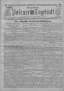 Posener Tageblatt 1912.05.23 Jg.51 Nr239