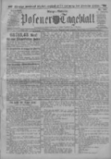 Posener Tageblatt 1912.05.25 Jg.51 Nr242