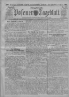 Posener Tageblatt 1912.05.25 Jg.51 Nr243