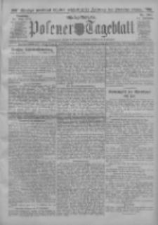 Posener Tageblatt 1912.05.28 Jg.51 Nr245
