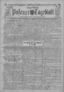 Posener Tageblatt 1912.06.01 Jg.51 Nr252