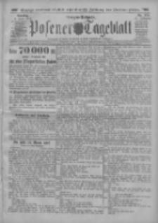 Posener Tageblatt 1912.06.02 Jg.51 Nr254