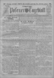 Posener Tageblatt 1912.06.03 Jg.51 Nr255