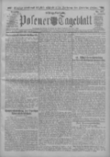 Posener Tageblatt 1912.06.04 Jg.51 Nr257