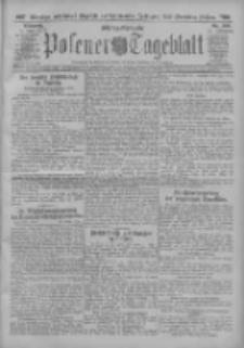 Posener Tageblatt 1912.06.05 Jg.51 Nr259