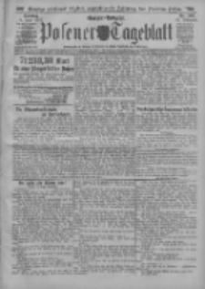 Posener Tageblatt 1912.06.09 Jg.51 Nr266
