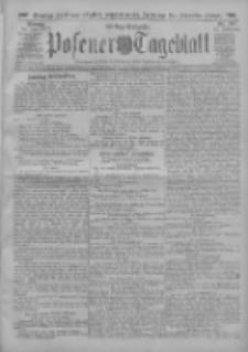 Posener Tageblatt 1912.06.10 Jg.51 Nr267