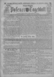 Posener Tageblatt 1912.06.11 Jg.51 Nr268