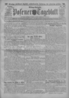 Posener Tageblatt 1912.06.11 Jg.51 Nr269