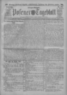 Posener Tageblatt 1912.06.13 Jg.51 Nr272