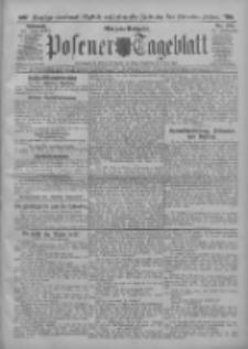 Posener Tageblatt 1912.06.19 Jg.51 Nr282
