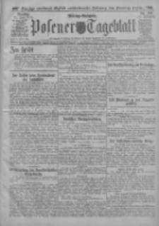 Posener Tageblatt 1912.06.25 Jg.51 Nr293