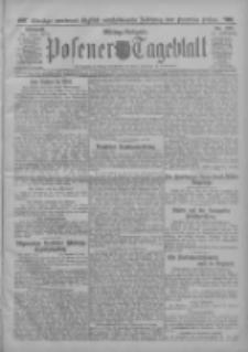 Posener Tageblatt 1912.06.26 Jg.51 Nr295