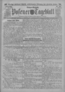 Posener Tageblatt 1912.06.27 Jg.51 Nr296