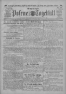 Posener Tageblatt 1912.06.27 Jg.51 Nr297