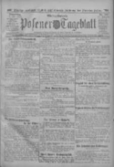 Posener Tageblatt 1912.07.04 Jg.51 Nr309