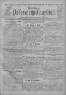 Posener Tageblatt 1912.07.09 Jg.51 Nr317