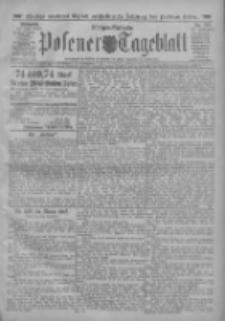 Posener Tageblatt 1912.07.10 Jg.51 Nr318