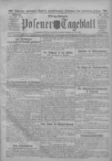 Posener Tageblatt 1912.07.10 Jg.51 Nr319