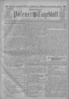 Posener Tageblatt 1912.07.11 Jg.51 Nr320