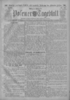 Posener Tageblatt 1912.07.12 Jg.51 Nr322