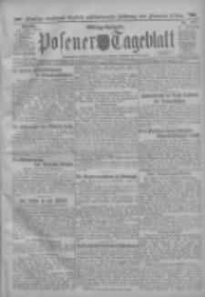 Posener Tageblatt 1912.07.15 Jg.51 Nr327