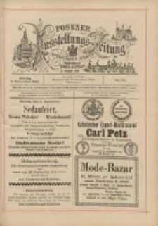 Posener Ausstellungs-Zeitung: Offizielles Organ der Provinzial-Gewerbe-Ausstellung 1895.09.02 Nr100