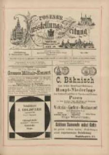 Posener Ausstellungs-Zeitung: Offizielles Organ der Provinzial-Gewerbe-Ausstellung 1895.09.05 Nr103