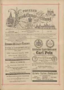 Posener Ausstellungs-Zeitung: Offizielles Organ der Provinzial-Gewerbe-Ausstellung 1895.09.10 Nr108
