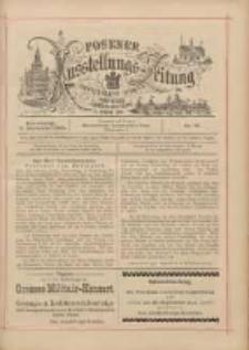 Posener Ausstellungs-Zeitung: Offizielles Organ der Provinzial-Gewerbe-Ausstellung 1895.09.12 Nr110