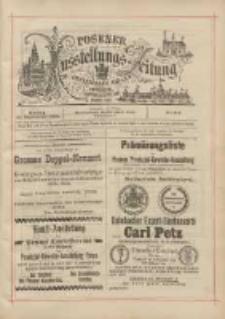 Posener Ausstellungs-Zeitung: Offizielles Organ der Provinzial-Gewerbe-Ausstellung 1895.09.16 Nr114