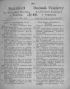 Amtsblatt der Königlichen Preussischen Regierung zu Bromberg. 1867.10.04 No.40
