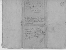 Skrypt dłużny Antoniego Rogalskiego z 28.VII.1719