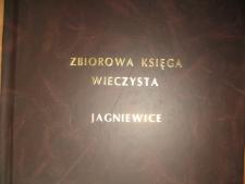Placówka wychowawcza w Antoniewie. Zbiorowa Księga Wieczysta Jagniewice Tom I Karta II