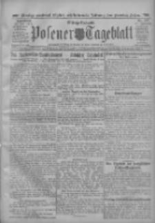 Posener Tageblatt 1912.07.20 Jg.51 Nr337
