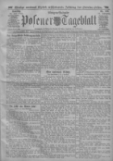 Posener Tageblatt 1912.07.28 Jg.51 Nr350