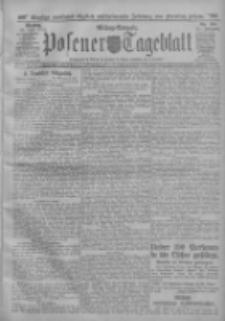 Posener Tageblatt 1912.07.29 Jg.51 Nr351