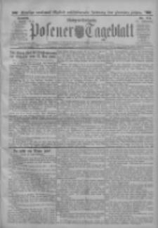 Posener Tageblatt 1912.08.11 Jg.51 Nr374