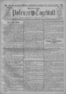 Posener Tageblatt 1912.08.14 Jg.51 Nr378