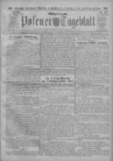 Posener Tageblatt 1912.08.16 Jg.51 Nr383
