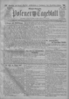 Posener Tageblatt 1912.08.21 Jg.51 Nr390