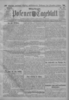 Posener Tageblatt 1912.08.21 Jg.51 Nr391