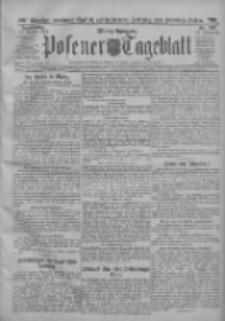 Posener Tageblatt 1912.08.22 Jg.51 Nr393