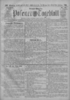 Posener Tageblatt 1912.08.24 Jg.51 Nr396