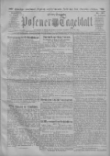 Posener Tageblatt 1912.08.24 Jg.51 Nr397
