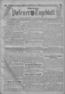 Posener Tageblatt 1912.08.26 Jg.51 Nr399