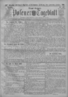 Posener Tageblatt 1912.08.26 Jg.51 Nr400